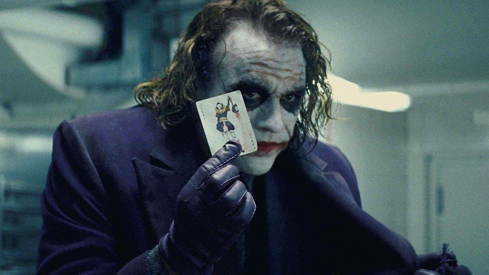 <p> The Joker has always been a wild card. One of the very first comic-book supervillains, Mistah J was created in 1940, the same year as Catwoman, Lex Luthor and Thaddeus Sivana. It&#x2019;s fitting that the Joker&#x2019;s origins remain obscure and contested: Bill Finger, Bob Kane and Jerry Robinson claimed various amounts of credit for his creation, and the original authorship was never entirely resolved. What isn&#x2019;t disputed is that Conrad Veidt&#x2019;s perma-grinning character in the 1928 film The Man Who Laughs was a key inspiration: perhaps the reason that the Joker has been such a rich vein for cinema is because it&#x2019;s in his DNA.&#xA0; </p> <p> Throughout his comic history, the Joker has covered the spectrum from sinister crime kingpin to goofy trickster, sometimes blurring the line between the two. This mercurial presentation has been reflected in his on-screen appearances, where he&#x2019;s varied from a loveable jester to a psychotic madman. Cesar Romero&#x2019;s cackling buffoon in the &#x2019;60s TV series was the first Joker on the small (then big) screen. The impact of Romero&#x2019;s transformation was lessened by his still-visible moustache, but he gamely laughed it up within the campy context, and offered proof of the character&#x2019;s screen suitability. The make-up, the purple suit, the bag of tricks&#x2026; the Clown Prince of Crime is unmistakeable.&#xA0; </p> <p> What truly made the Joker an icon of villainy, though, was Jack Nicholson&#x2019;s portrayal in 1989&#x2019;s Batman, the film that would change the way comic-book movies were perceived. Not only did Nicholson nab top billing over Michael Keaton, he also negotiated taking a cut of the box office and merchandise &#x2013; to the tune of a reported $50m, the highest actor payday of its time. It&#x2019;s a scheme that the Ace of Knaves himself would have smiled at.&#xA0; </p> <p> Batman &#x2019;89 also established the most commonly used origin story for the Joker: the hoodlu