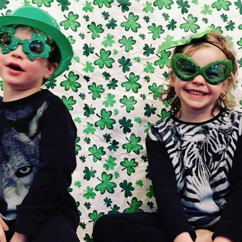 Neil Patrick Harris Went Completely Over the Top to Give His Kids an Epic St. Patrick's Day