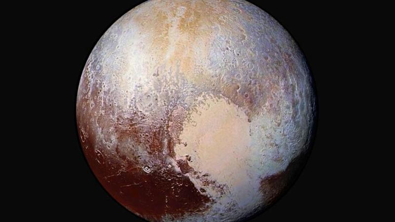 Discovery Of Pluto: Beneath Pluto's Iconic Heart Lies A Major Discovery That