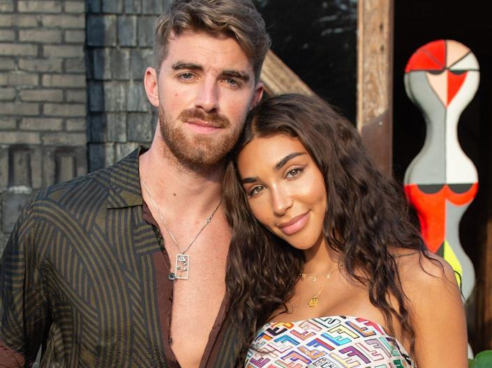 drew taggart and chantel jeffries july 2020