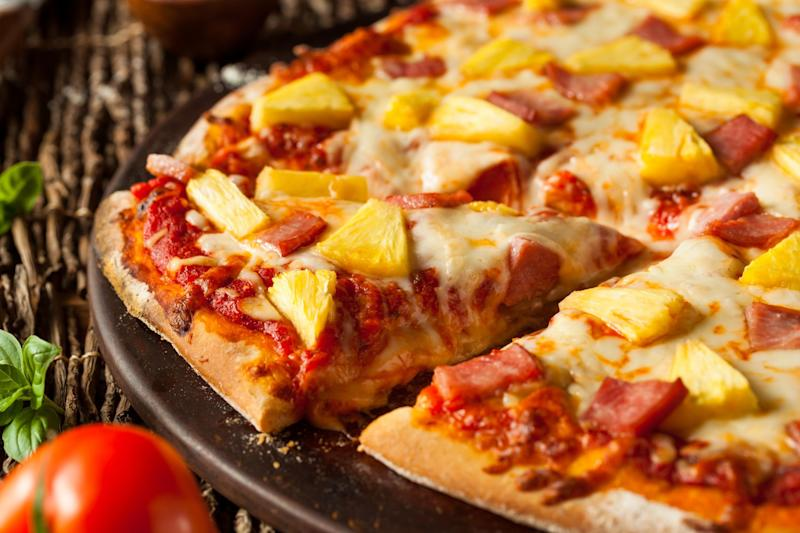 Is pineapple on pizza acceptable? Chefs weigh in