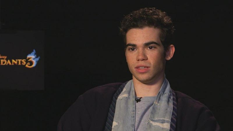 'Descendants 3' paid tribute to late star Cameron Boyce in moving video