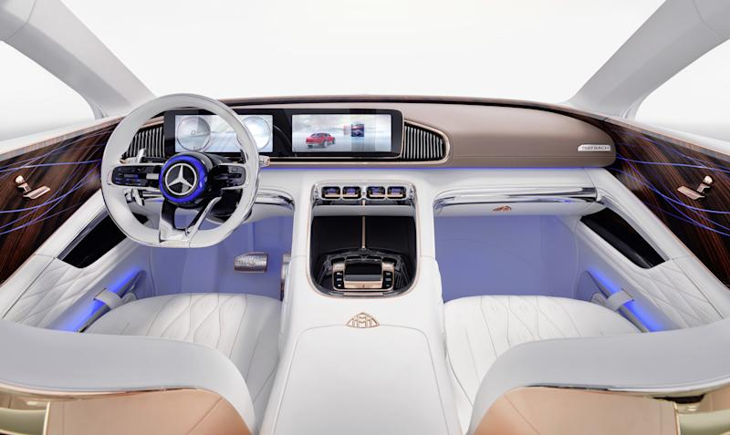 This Mercedes-Benz Maybach SUV Concept Might Soon Become the ...