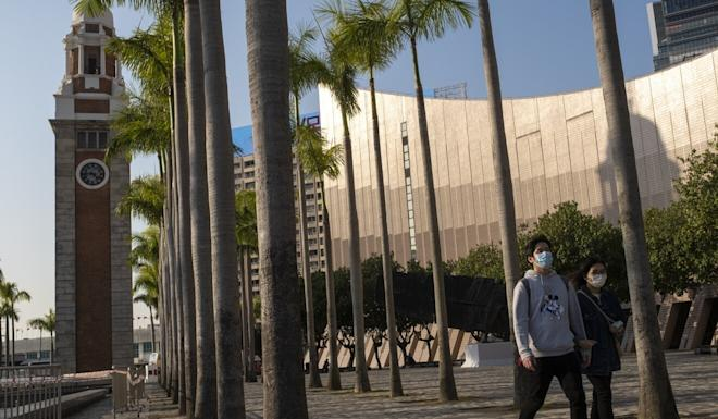 The Hong Kong Cultural Centre in Tsim Sha Tsui is among the venues that will partially reopen in coming days. Photo: Sun Yeung