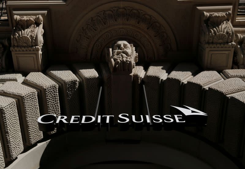 Investment bank loss mars Thiam's final act at Credit Suisse