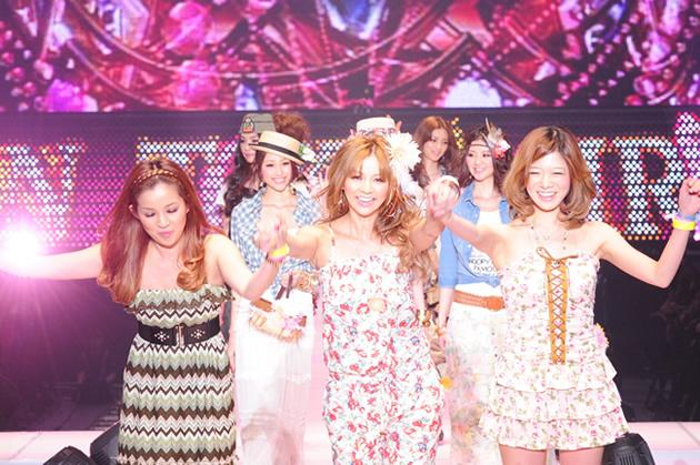 World Runway, organised by the team behind Tokyo Girls Collection, will premiere in Singapore this Sunday. (TGC photo)