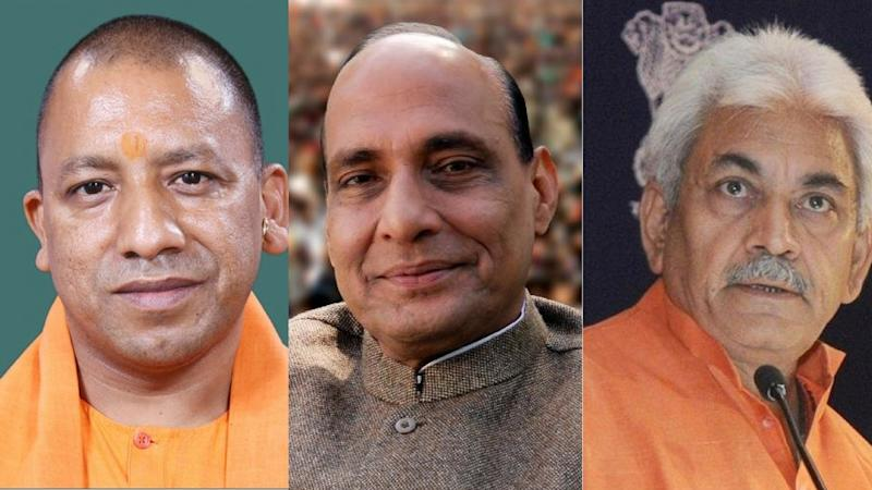 Poll: Who Will BJP Choose As Uttar Pradesh Chief Minister?