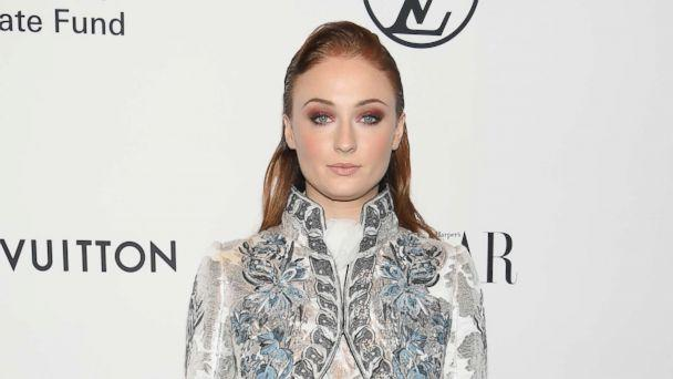 PHOTO: Sophie Turner attends An Evening Honoring Louis Vuitton and Nicolas Ghesquiere at Alice Tully Hall at Lincoln Center, Nov. 30, 2017, in New York. (Dimitrios Kambouris/Getty Images)