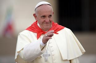 Pope Francis will visit Cuba on September 19 to 22 as part of a tour that will also take him to the United States (AFP Photo/Filippo Monteforte)