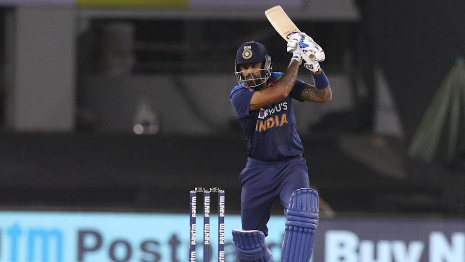 India vs England, 4th T20I: Hosts set target of 186