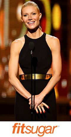 How Gwyneth Paltrow Sculpts Sexy Arms at 39