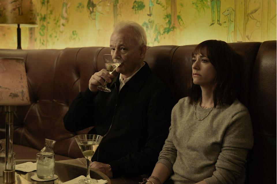 <p>Rashida Johnson, Marlon Wayans, and Bill Murray star in the latest from director Sofia Coppola, a sharp comedy about a New York woman whose marriage might be imploding, and whose eccentric father attempts to help her uncover the truth—with a stop at the Carlyle for martinis along the way. </p>