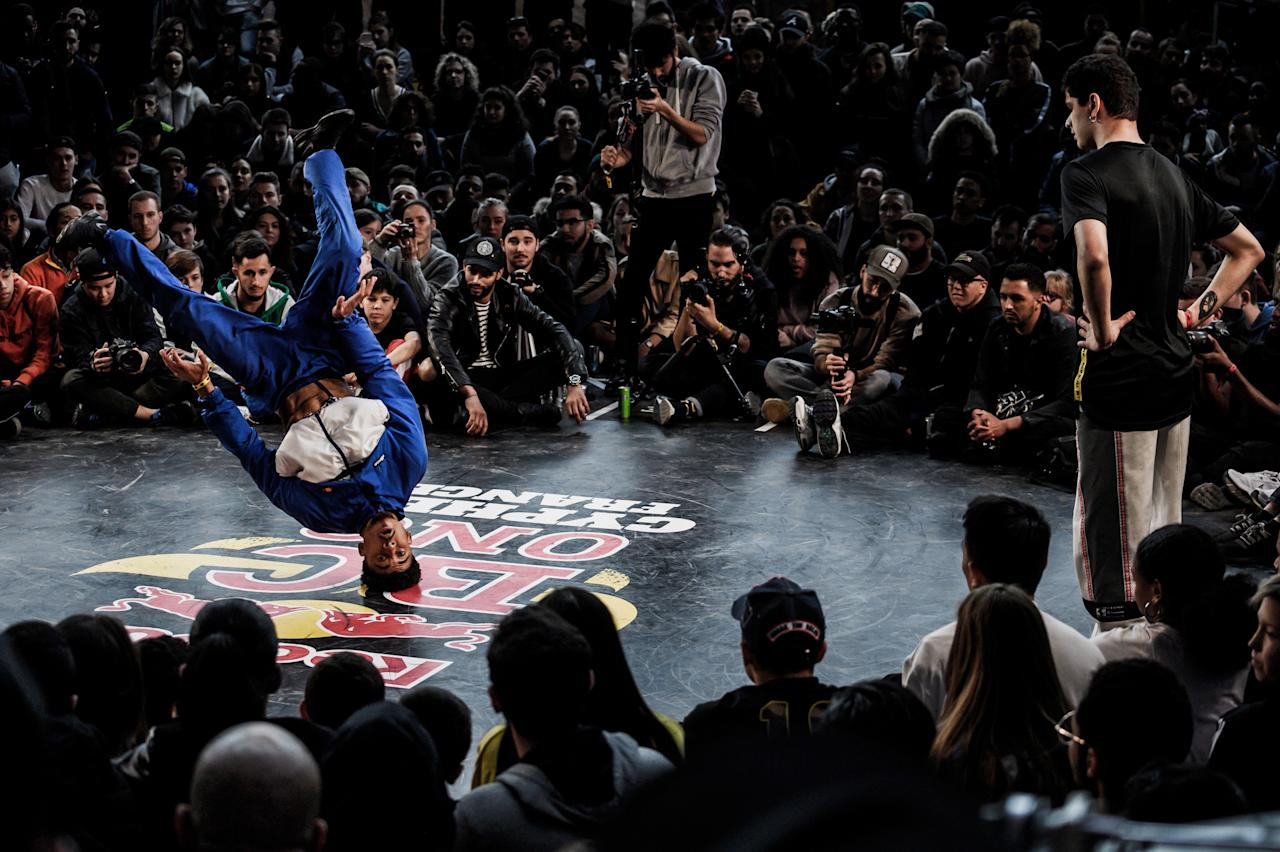 """It's not quite an official Olympic sport yet, but the <a href=""""https://sports.yahoo.com/breakdancing-provisionally-approved-as-an-olympic-sport-in-2024-no-seriously-191643610.html"""">IOC has provisionally approved</a> breakdancing to be featured at the 2024 Paris Games."""