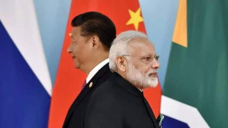 India says it never accepted China