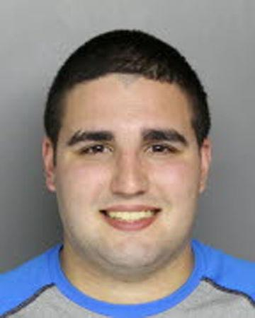 FILE PHOTO: Bucks County District Attorney's Office photo of Cosmo DiNardo after his arrest