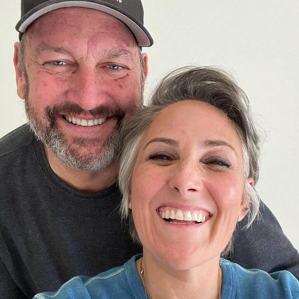 Ricki Lake, Ross Burningham