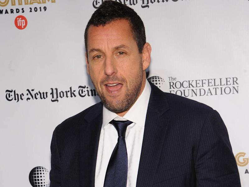 Adam Sandler to be honoured for songwriting with ASCAP Founders Award