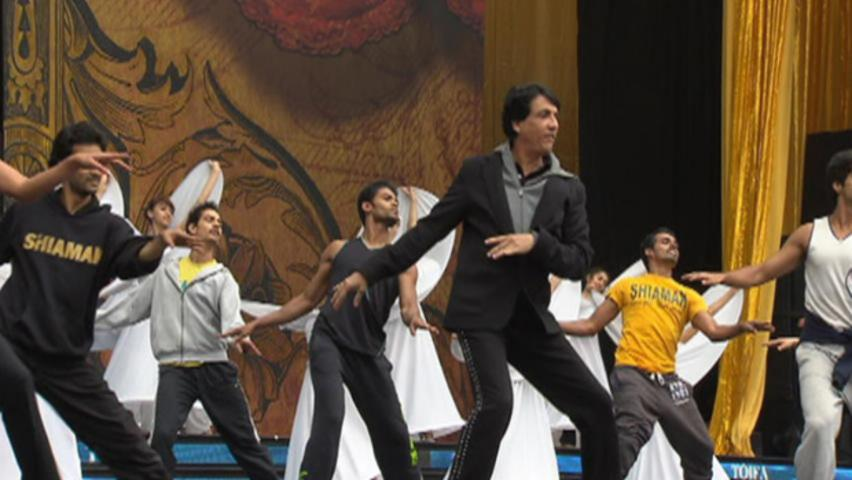 Preparations are under way in Vancouver for the Times of India Film Awards