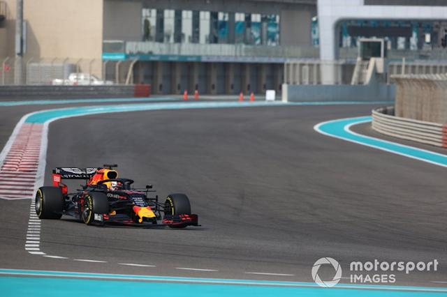 """Max Verstappen, Red Bull Racing RB15 <span class=""""copyright"""">Jerry Andre / Motorsport Images</span>"""