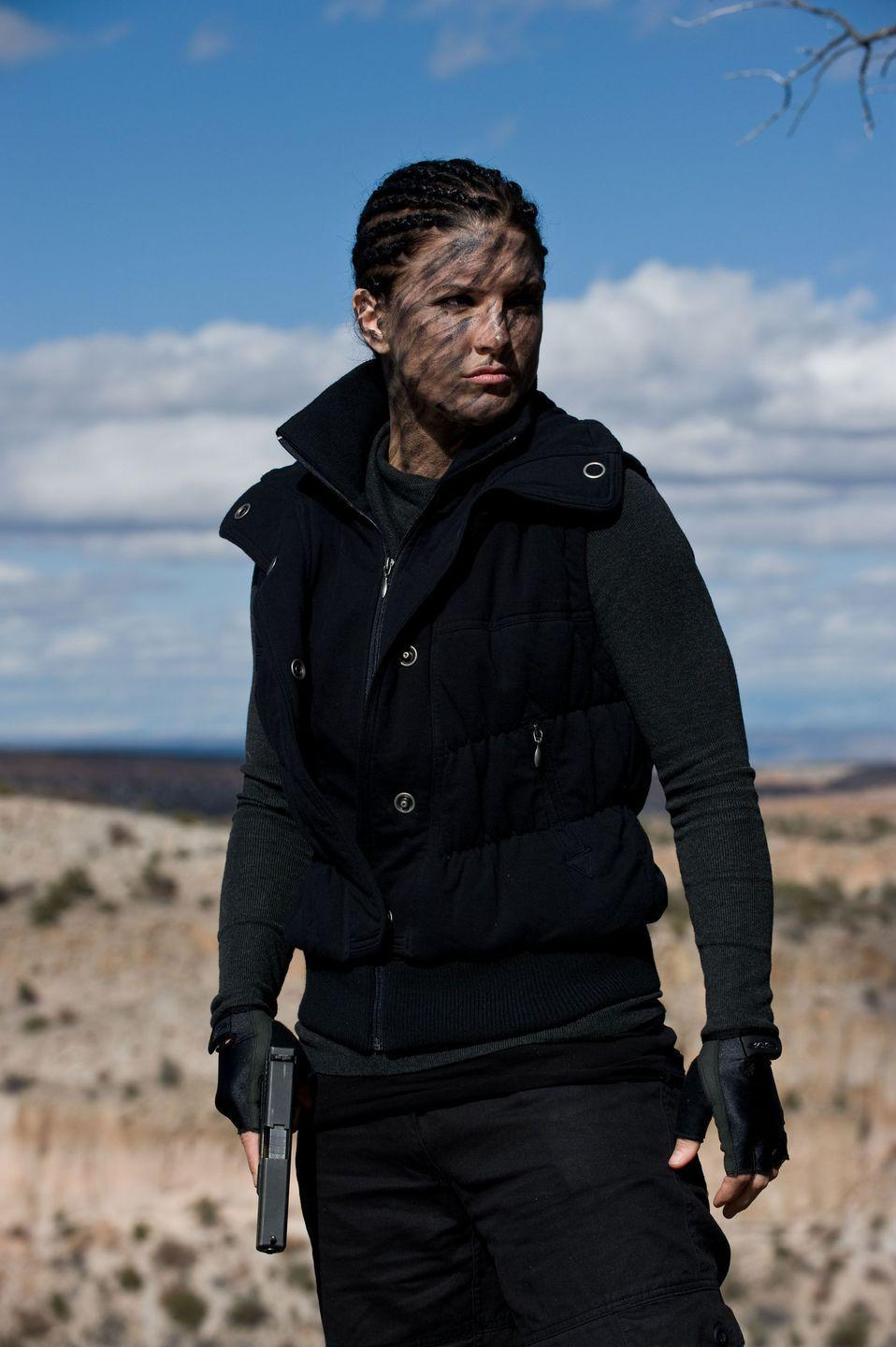 <p>About six people saw Steven Soderbergh's 2011 action thriller starring MMA fighter Gina Carano, but those who did were rewarded with some incredibly choreographed and brutal fight scenes in which she kills Channing Tatum, Ewan McGregor, and Michael Fassbender (with Antonio Banderas ready for his reckoning in the film's final shot).</p>