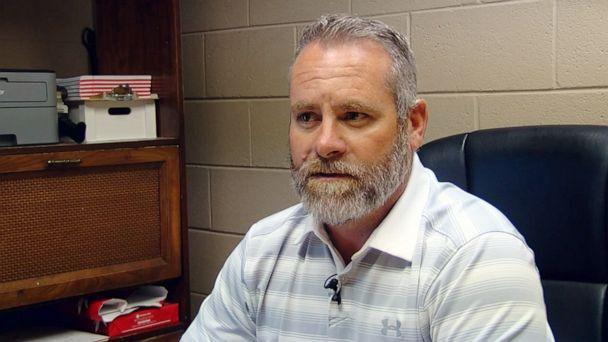 PHOTO: Mannford, Okla. Police Chief Lucky Miller is pictured from a September 2019 interview with KTUL. (KTUL)