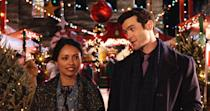 A struggling photographer (<em>The Vampire Diaries</em>' Kat Graham) inherits an Advent calendar that seems to magically predict the future. And does this mysterious calendar have something to say about her love life? Yes, <em>of course</em> it does.