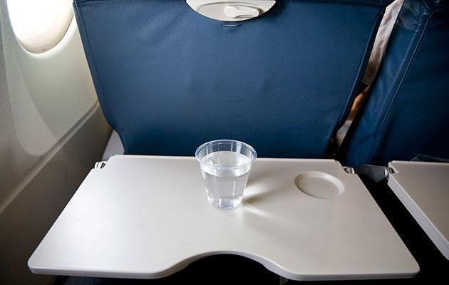 This is the most disgusting place on a plane. Photo: Getty