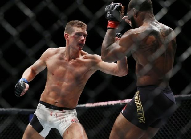 ufc, stephen thompson, tyron woodley