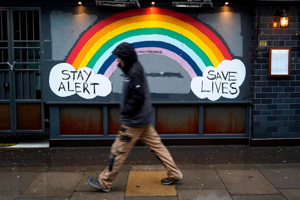 <p>A leading expert on Covid claimed that anti-London sentiment may have caused the capital to lose out </p> (AFP via Getty Images)