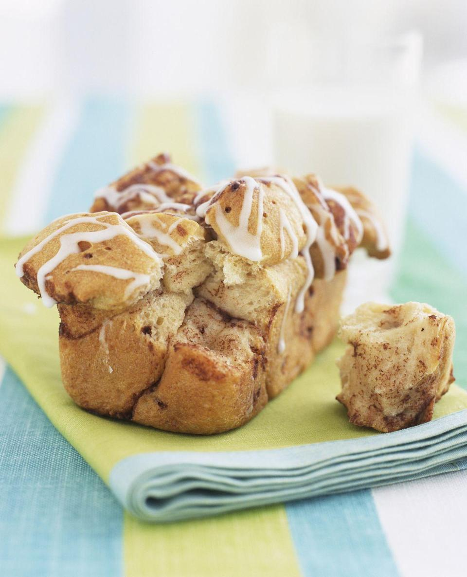<p>Who can resist a tasty bite of monkey bread? Apparently Nancy Reagan made it in the White House in 1985 and it spiked in popularity afterwards. By 1986, everyone was eating this sweet treat.</p>