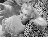 <p>Mansfield's hard work continued to pay off as she earned her first acting role in the 1955 movie <em>Female Jungle. </em>It was a low-budget noir film, but gave the aspiring actress a lot of exposure. </p>