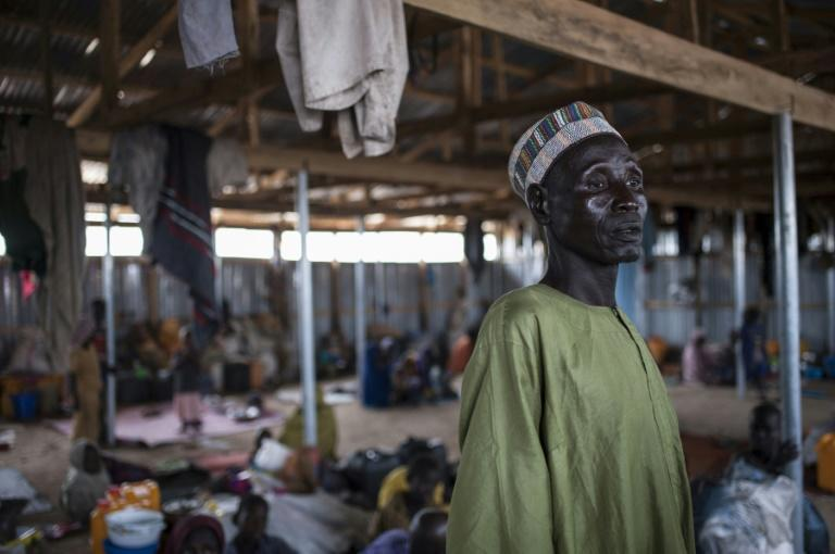 Camps like Pulka in northeast Nigeria are home to tens of thousands of people as Boko Haram jihadists roam the region