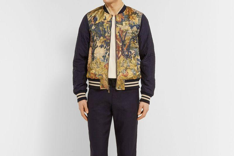 Dries Van Noten Bomber