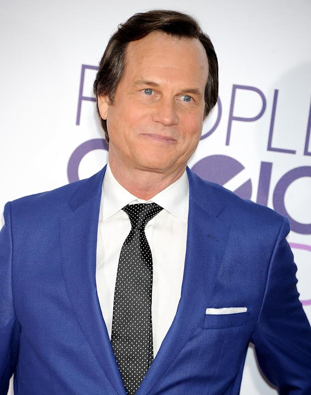 <p>Bill Paxton was an actor who was also in the new-wave band Martini Ranch. He died Feb. 25 of a stroke. He was 61.<br> (Photo: Frank Trapper/Corbis via Getty Images) </p>