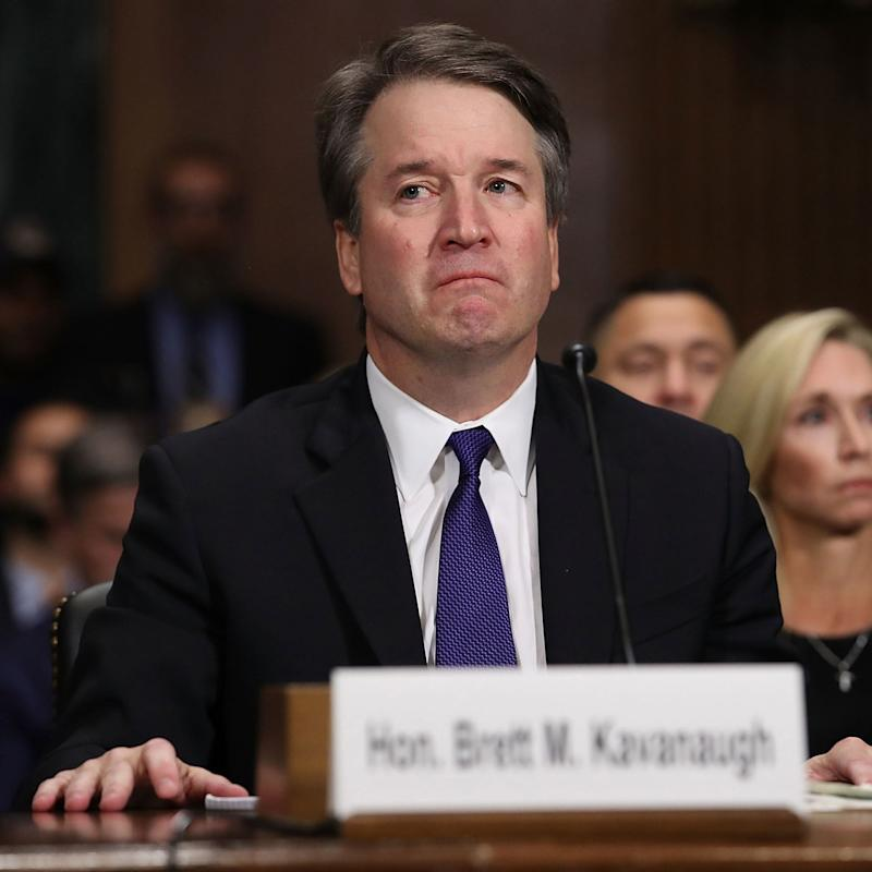 The FBI Report Doesn't Clear Kavanaugh. It Just Clears Republicans' Consciences.