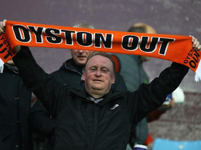 Karl Oyston replaced as Blackpool chairman by Natalie Christopher