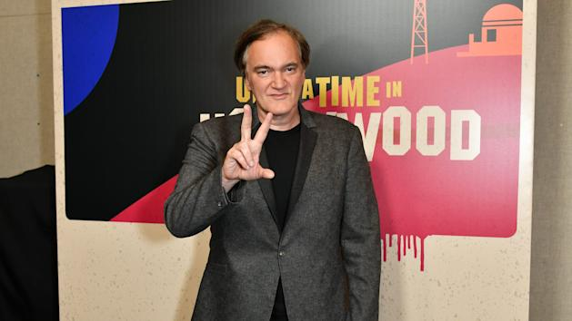 Tarantino asks for no Once Upon a Time in Hollywood spoilers