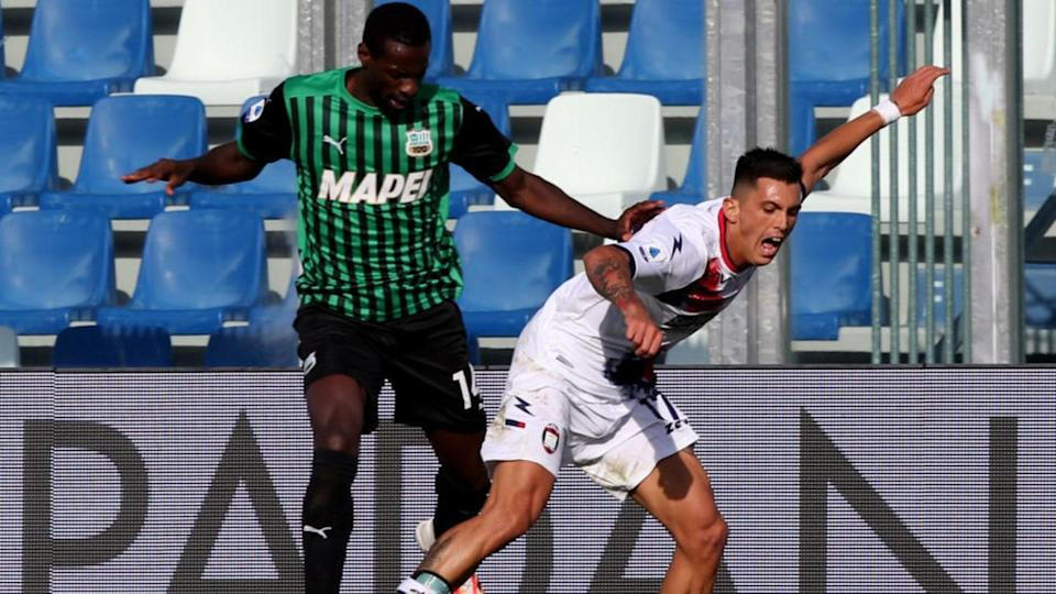 US Sassuolo v FC Crotone - Serie A | MB Media/Getty Images