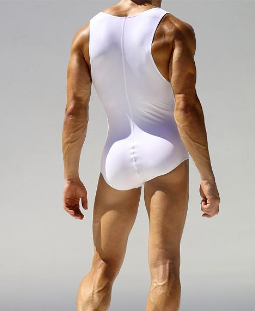 <p>The bodysuit can apparently be used as a duo undergarment and a top… <em>(Photo: Rufskin) </em> </p>