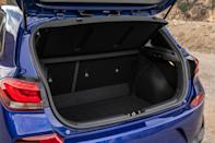 """<p>In our testing, <a href=""""https://www.caranddriver.com/reviews/2018-hyundai-elantra-gt-sport-manual-test-review"""" rel=""""nofollow noopener"""" target=""""_blank"""" data-ylk=""""slk:an Elantra GT Sport with the manual"""" class=""""link rapid-noclick-resp"""">an Elantra GT Sport with the manual</a> hit 60 mph in 6.6 seconds; an automatic model was 0.3 second quicker.</p>"""