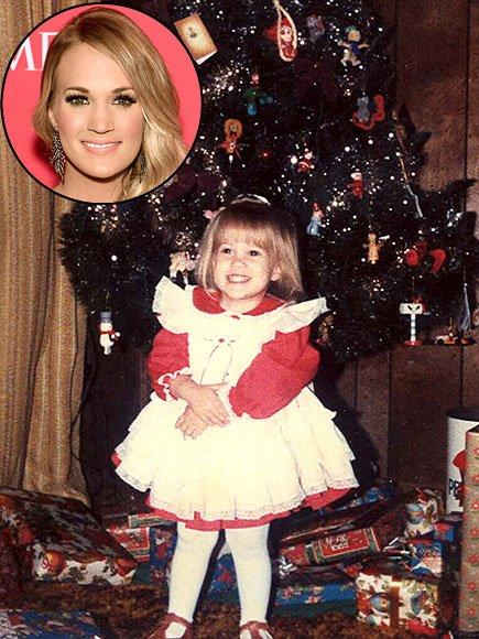 """All dolled up at age 3, <a href=""""/tag/carrie-underwood/"""">Carrie Underwood</a> was already looking like a superstar."""