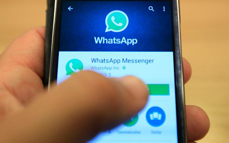 WhatsApp is asking European users to consent to its data privacy policy - PA