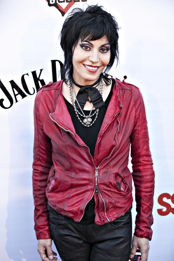 Q&A: Joan Jett on Writing and Thriving During Her 'Decade of Death'