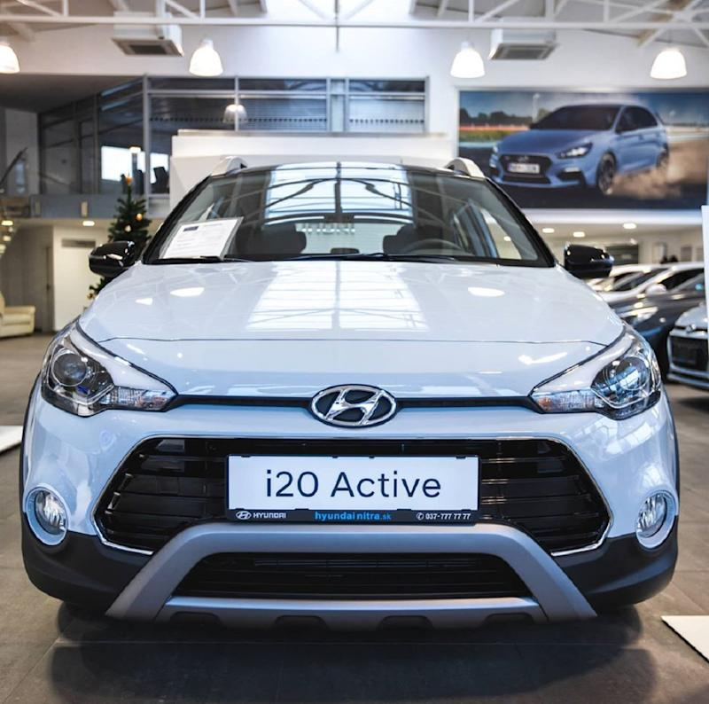 Hyunday i20 Active