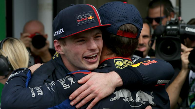 Four reasons why Max Verstappen has signed for another four years at Red Bull