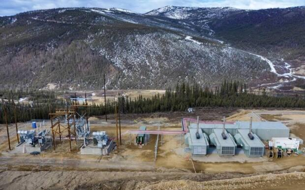An outbreak has been declared at Victoria Gold's Eagle mine in Yukon over the weekend after three workers initially tested positive for COVID-19. (Victoria Gold Corporation - image credit)