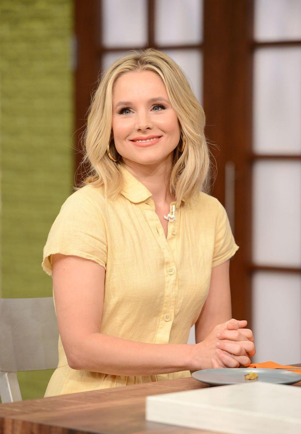 "<p>""There's nothing weak about struggling with mental illness,"" she wrote in an essay for <a href=""http://motto.time.com/4352130/kristen-bell-frozen-depression-anxiety/"" rel=""nofollow noopener"" target=""_blank"" data-ylk=""slk:Motto"" class=""link rapid-noclick-resp"">Motto</a>. ""For me, depression is not sadness. It's not having a bad day and needing a hug. It gave me a complete and utter sense of isolation and loneliness. Its debilitation was all-consuming, and it shut down my mental circuit board. I felt worthless, like I had nothing to offer, like I was a failure. Now, after seeking help, I can see that those thoughts, of course, couldn't have been more wrong. It's important for me to be candid about this so people in a similar situation can realise that they are not worthless and that they do have something to offer. We all do.""</p>"