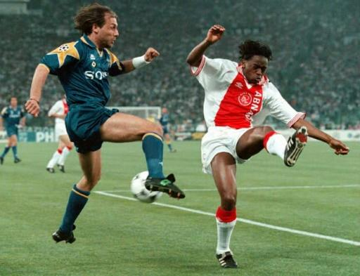 Seen here playing against Juventus, Edgar Davids was one of several young stars who helped Ajax conquer Europe in the mid-1990s before leaving for free under the Bosman ruling