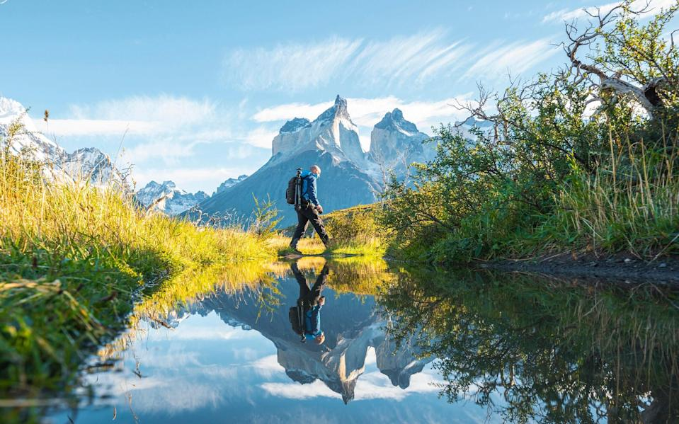 Neruda particularly loved Chile's Patagonia - getty