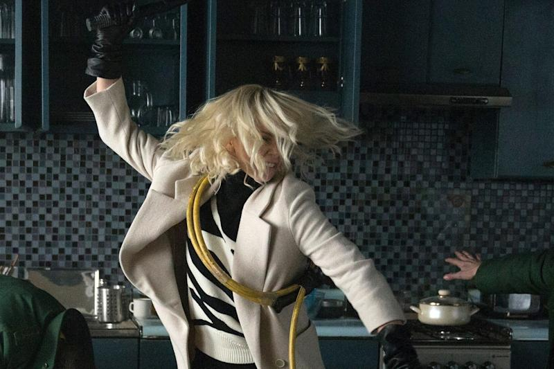 "Film: Der weibliche Bond: ""Atomic Blonde"""